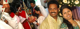 Biju Ancy Wedding Photos Album